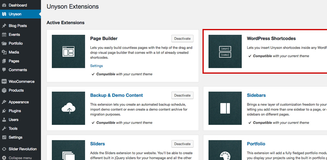 Add Visual Builder Shortcodes to Your Blog Posts | ThemeFuse