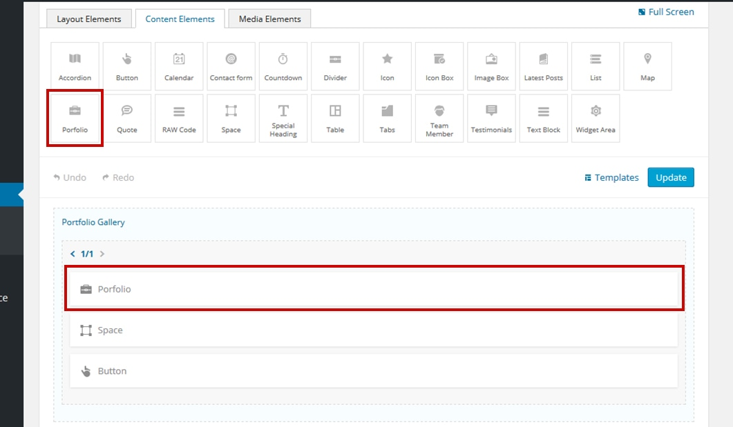 How to Display Your Projects on the Front End | ThemeFuse